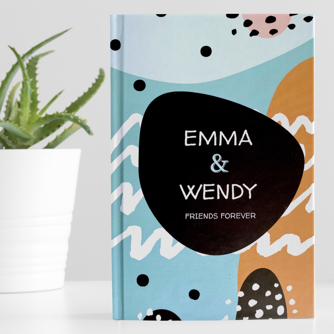 Personalized Book For Best Friend