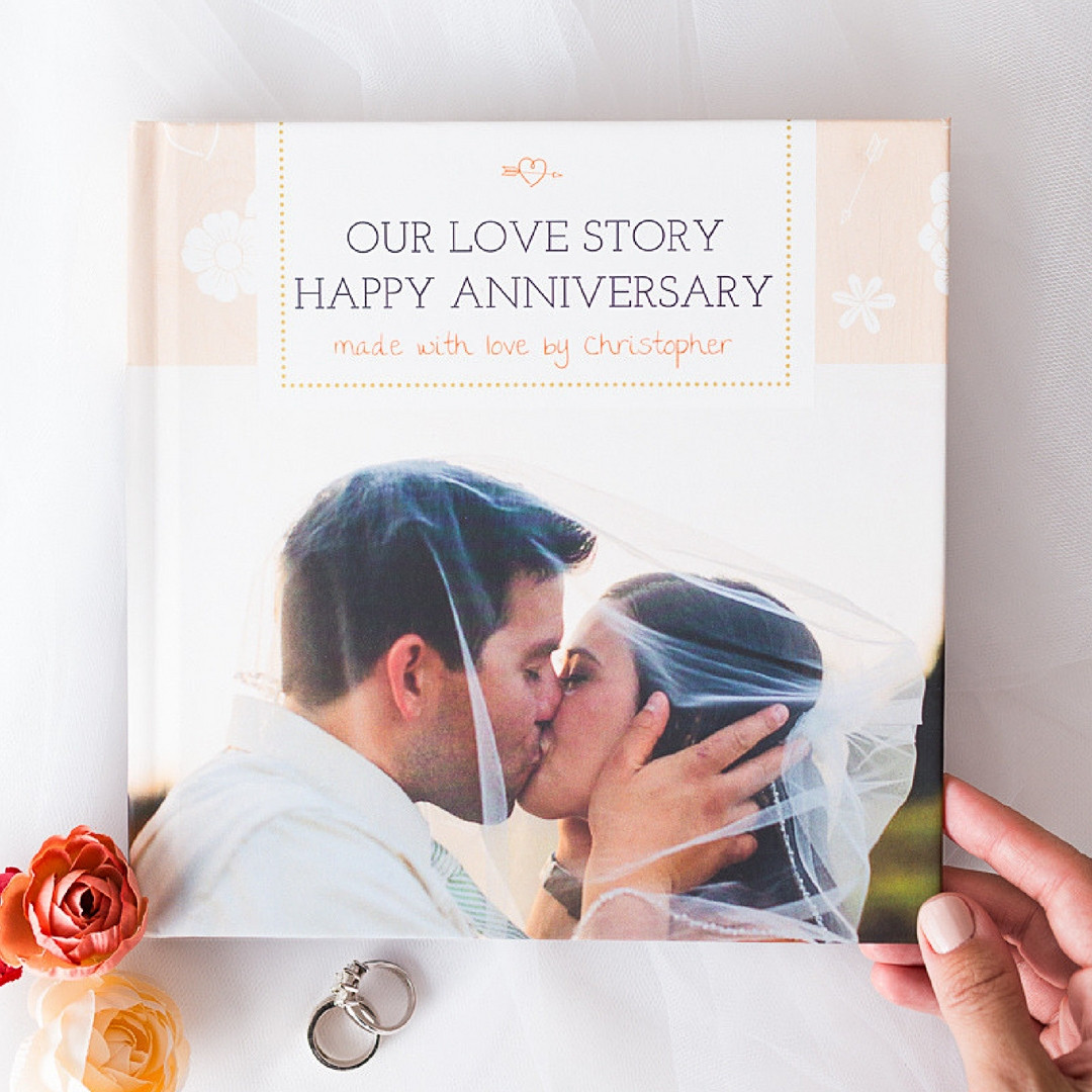 PERSONALISED LOVE STORY BOOK