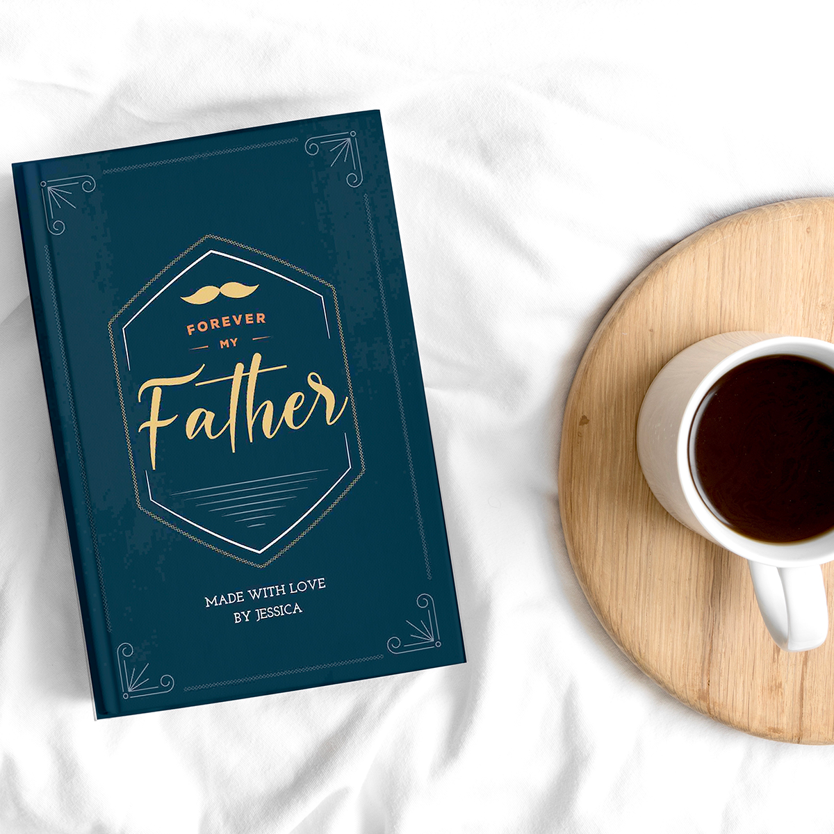 Personalized Book For Dad