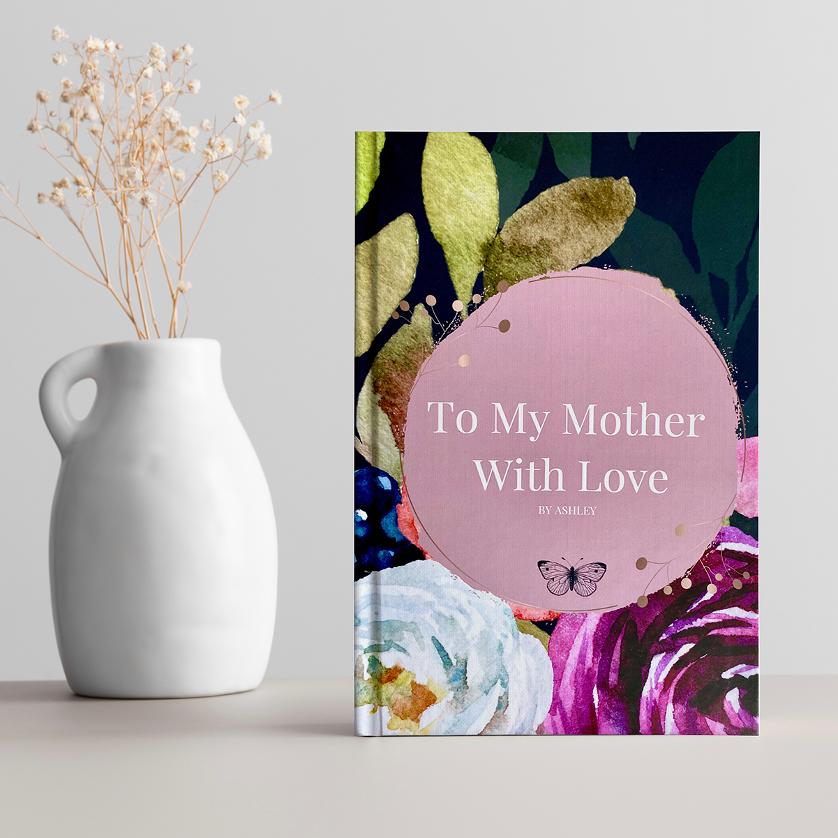 Personalized Book For Mom