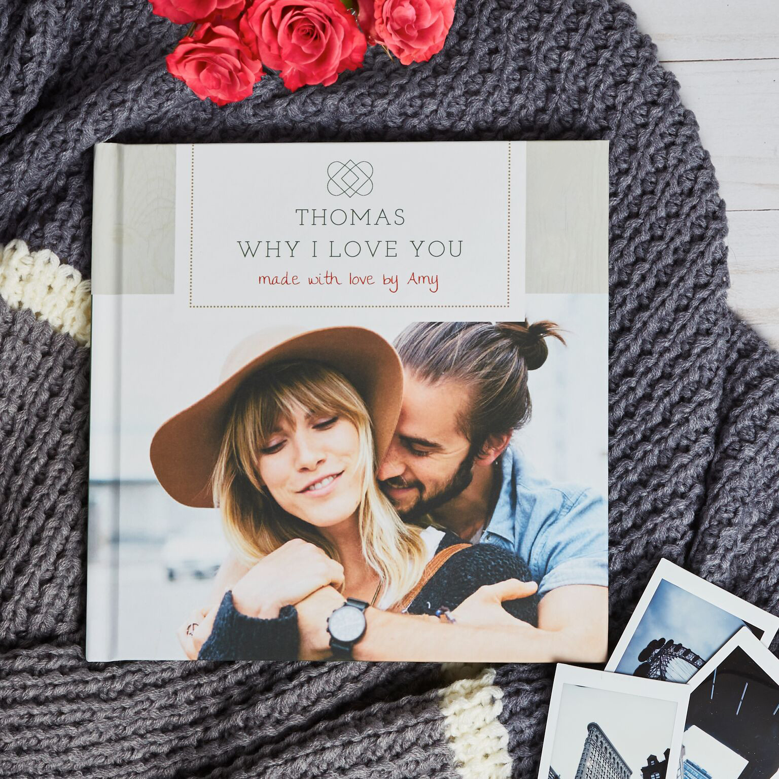 The Story Of Us - Why I Love You Book